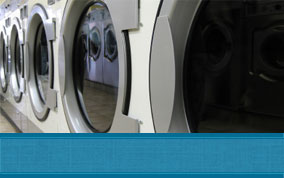 Laundrettes in Prospect and Newnham, Tasmania